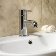 SP Spiral Basin Mixer Tap